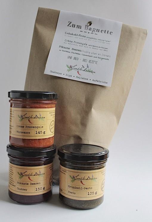 Geschenkebüddel zum Baguette