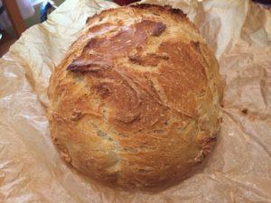 Das Brot aus der Cocotte