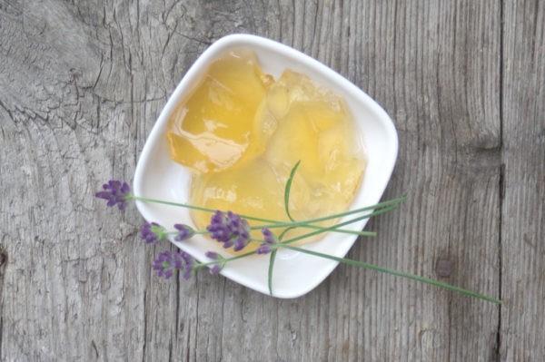 Lavendel-Vanille-Aufstrich